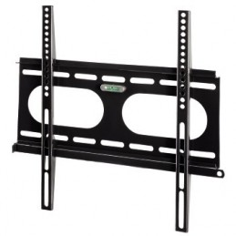 "Hama ""Next Light"" LCD PL LED Wall Bracket, VESA 400x400, fixed, black Nero"