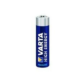 Varta 1x8 High Energy AAA LR 03 Batteria monouso Mini Stilo AAA Alcalino
