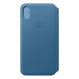 "Apple MRX52ZM A custodia per cellulare 16,5 cm (6.5"") Custodia a libro Blu"