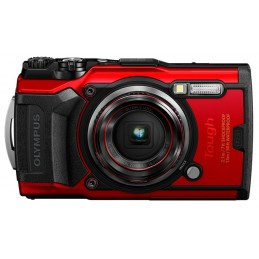 "Olympus Tough TG-6 Fotocamera compatta 12 MP CMOS 4000 x 3000 Pixel 1 2.33"" Rosso"