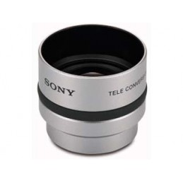 Sony High Grade Tele Conversion Lens Argento