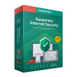 Kaspersky Lab Internet Security + Internet Security for Android Licenza base 1 licenza e