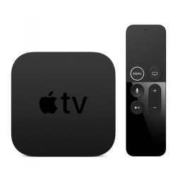 Apple TV 4K 32 GB Wi-Fi Collegamento ethernet LAN Nero 4K Ultra HD
