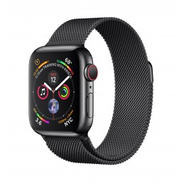 Apple Watch Series 4 smartwatch Nero OLED Cellulare GPS (satellitare)