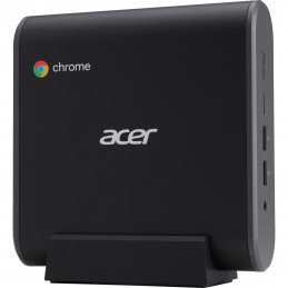 Acer Chromebox CXI3 Intel® Core™ i7 di ottava generazione i7-8550U 16 GB DDR4-SDRAM 64 GB SSD Mini PC Nero Chrome OS