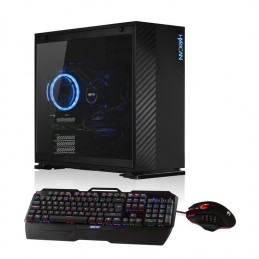Hyrican Alpha Gaming 6485 AMD Ryzen 9 3900X 32 GB DDR4-SDRAM 2000 GB SSD Nero PC Windows 10 Home