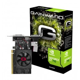 Gainward 1518 scheda video NVIDIA GeForce GT 710 2 GB GDDR5
