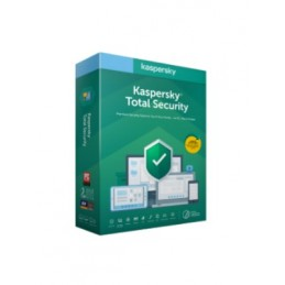 Kaspersky Lab Total Security 1 licenza e Tedesca