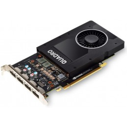 PNY VCQP2200-PB scheda video NVIDIA Quadro P2200 5 GB GDDR5X