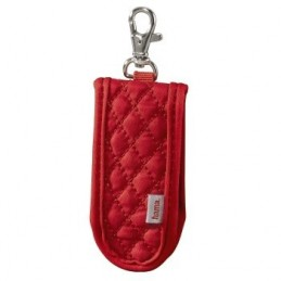 "Hama ""Bahia"" USB Stick Case, red custodia penna USB Nylon Rosso"