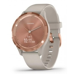 Garmin vívomove 3S smartwatch OLED Rose gold GPS (satellitare)