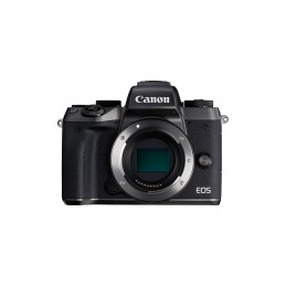 Canon EOS M5 + 18-150mm IS STM MILC 24,2 MP CMOS 6000 x 4000 Pixel Nero