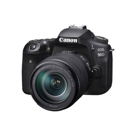 Canon EOS 90D Kit (18-135 f3.5-5.6 IS USM)