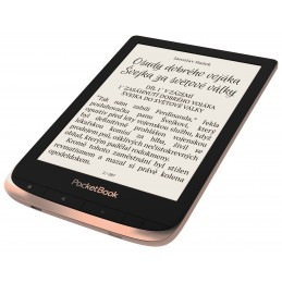 Pocketbook Touch HD 3 lettore e-book Touch screen 16 GB Wi-Fi Rame