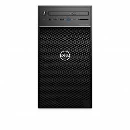 DELL Precision 3640 Intel® Core™ i9 di decima generazione i9-10900K 16 GB DDR4-SDRAM 512 GB SSD Tower Nero PC Windows 10 Pro
