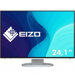 "EIZO FlexScan EV2495-WT monitor piatto per PC 61,2 cm (24.1"") 1920 x 1200 Pixel WUXGA LED Bianco"