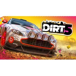 GAME Dirt 5 Basic Tedesca, Inglese PlayStation 5