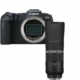 Canon EOS RP + RF 800MM F/11.0 IS STM