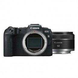 Canon EOS RP + RF 50MM F/1.8 STM